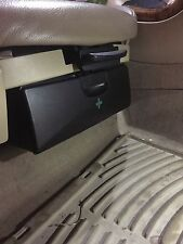 BMW X5 E53 00-06 OEM UNDER PASSENGER FRONT SEAT FIRST AID KIT COMPLETED SET