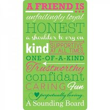 FRIEND Friendship Tablet and Computer Screen Cleaner Microfiber CLEANING CLOTH