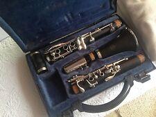 BELLISSIMO completamente revisionata & pronto a suonare BUFFET CRAMPON b12 clarinetto in si bemolle