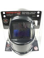 New Lincoln Marqutte Vr Shade 9-13 Solar Auto Darkening Welding Helmet Free Ship