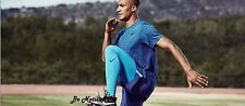 Nike Pro Hypercompression Men's Training Tights L Blue Gym Running Yoga New