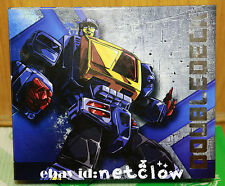 Transformers KFC Toys Masterpiece Twincast Double Edeck MP in Stock