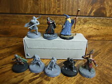 PLASTIC LOTR THE FELLOWSHIP OF THE RING MORIA POSES PART PAINTED (282)