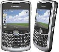 Blackberry 8300 Curve Smartphone (Unlocked) AT&T Sliver New QWERTY GSM