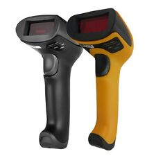 USB 2.0 Handheld Barcode Reader, Laser Bar Code Scanner for POS PC JL