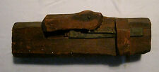 Original US Springfield Armory Wood Tool Room Model for Model 1865 .58 Rim Fire