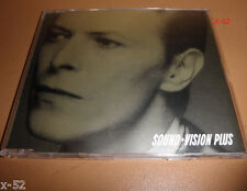 DAVID BOWIE sound & vision PLUS cd CHANGES supermen ASHES to John I Only Dancing