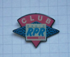 RADIO RPR CLUB .......... Sender-Pin (202d)