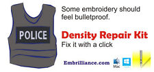 Embrilliance Density Repair Kit Machine Embroidery Designs Software for Win &Mac