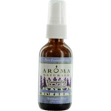 Tranquility Aromatherapy Aromatic Mist Spray 2 oz  The Essential Oil Of Lavender