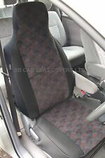 KIA CEE'D / SOUL CAR SEAT COVERS -BRICK II FABRIC - 2 FRONTS