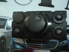 Lichtschalter / Opel Astra H Meriva GM 13100136 13100136ZD LK 04063030