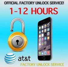 Permanent Factory Unlock for AT&T iPhone 6S 6S plus 7 and 7 plus unlock code