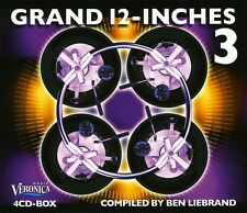 Vol. 3-Grand 12-Inches - Grand 12-Inches (2006, CD NIEUW)4 DISC SET