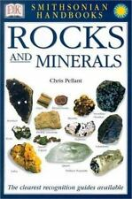 Smithsonian Handbooks: Rocks and Minerals by Chris Pellant and Dorling...