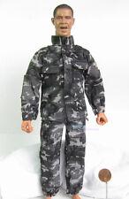 US 1:6 Action Figure Model Accessory Army Infantry Uniform Suit DA60