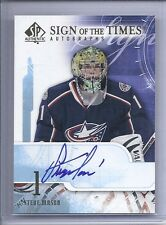 2008-09 UD SP AUTHENTIC STEVE MASON SIGN OF THE TIMES SOTT AUTOGRAPH AUTO ST-SM