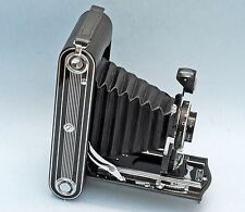 Super rare Art Deco No.3a Series II camera in rare Compur shutter, 4.5 lens MINT