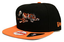 Cincinnati Bengals New Era Historic Baycik Snapback Hat