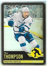 12/13 O Pee Chee Black Rainbow Nate Thompson /100 493 Lightning
