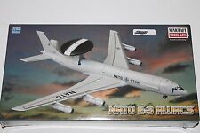 Minicraft 1/144 Scale NATO E-3 AWACS Airplane Model Kit SEALED