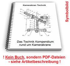 Kamerakran selbst bauen - Kamerakrane Technik Patente Patentschriften