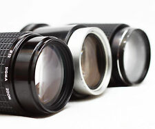 Lot 3 Camera Lens Canon 18-108mm Tokina 80-200mm 4.5 Sigma 80-200mm Zoom / Parts