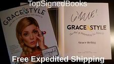 SIGNED in PERSON Grace Helbig Grace & Style The Art of Pretending You Have It