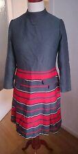 Neros Kleid 100% Schur-Wolle (1mal getr.) Gr.40