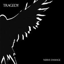 Tragedy - Nerve Damage LP - NEW COPY - Punk - His Hero is Gone