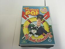 Postman Pat BIG BOAT ADVENTURE DVD