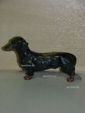 +# A015825_07 Goebel Archiv Muster Hund Sausage Dog Dackel CH621 Plombe