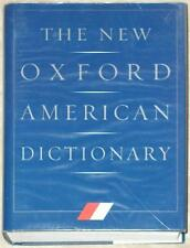 THE NEW OXFORD AMERICAN DICTIONARY ~ HUGE HC ~ 2001 ~ FIRST PRINTING