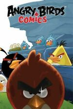 Angry Birds Comics Welcome To The Flock Hardcover Collectible Book Brand New