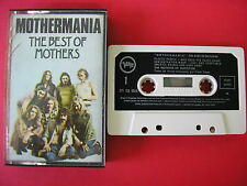 MC*MUSIKKASSETTE*FRANK ZAPPA*MOTHERMANIA*BEST OF THE MOTHERS*SPANISH VERVE*RARE!