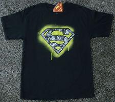 NWT Boys Short Sleeve Superman Shirt Size  X Large