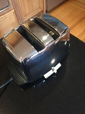 Vintage Sunbeam AT-W Chrome Radiant Toaster Auto Drop Very Clean & Tested