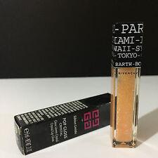 Givenchy Pop Gloss Crystal Lip Gloss 439 TAHITI CORAL New in box RARE Limited Ed