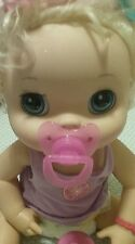 MAGNETIC PACIFIER FOR BABY ALIVE REAL SURPRISES AND 2010 DOLL TO ACTIVATE DOLL