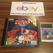 DORAEMON  ** PC ENGINE HUCARD **  1989 HUDSON SOFT VOL 22  JAP Version