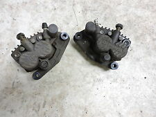 06 Aprilia Scarabeo 500 Scooter front brake calipers right left set