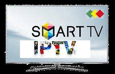 IPTV 1 month Subscription for SMART TV, HD UHD & 4K, VOD, TV Series & Live HD TV