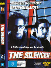 The Silencer-2000-Michael Dudikoff- Movie-DVD