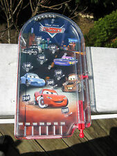"DISNEY PIXAR ""CARS"" PINBALL GAME"