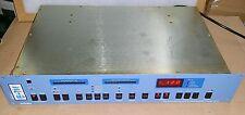 Vintage Orban 787A  (Blueface)  Mic Processor Compressor  Gate  Equalizer Rack