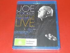 Joe Cocker: Fire It Up - Live (Blu-ray Disc, 2013)