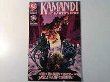 KAMANDI #1 by Veitch & Gomez, published 1993 by DC Comics USA.  Fn+