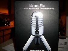 Samson Meteor Mic - USB Professional Microphone NEW