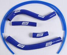 MOTO HOSE SILICONE HOSE KIT (BLUE) Fits: Yamaha YZ450F,YZ450FX