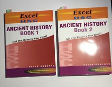 Excel HSC - Ancient History Book 1 & 2 Study Guides (Pascal Press)
